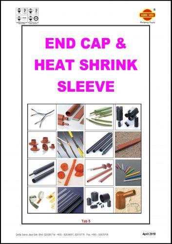 Tab 5 - End Cap & Heat Shrink Sleeve Catalogue