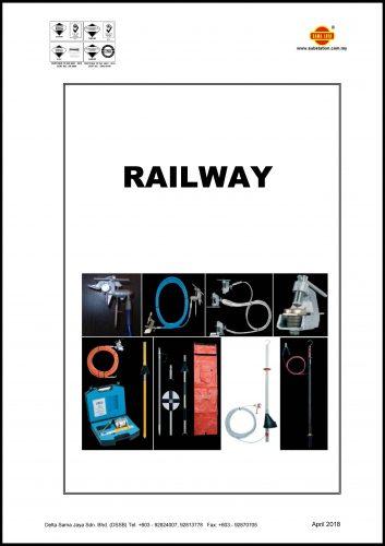 Tab 12.2 - Portable Earthing Equipment For Railway
