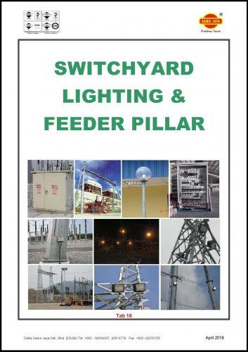 Tab 16 - Switchyard Lighting & Feeder Pillar Catalogue