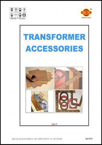 Tab 17 - Transformer Accessories Catalogue